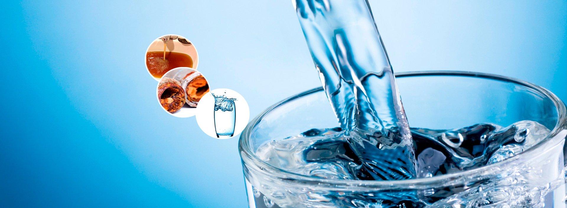 Água de qualiade